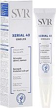 Parfums et Produits cosmétiques Gel réparateur pour ongles abîmés et épaissis - SVR Xerial 40 Ongles Gel