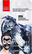 Parfums et Produits cosmétiques Masque peel-off 2 en 1 - Czyste Piekno Peel Off Mask