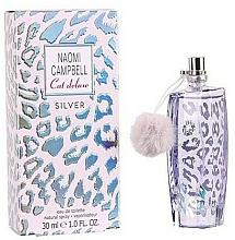 Parfums et Produits cosmétiques Naomi Campbell Cat Deluxe Silver - Eau de Toilette