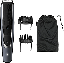 Parfums et Produits cosmétiques Tondeuse pour cheveux - Philips Beardtrimmer series 5000 BT5502/15