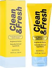 Parfums et Produits cosmétiques Crème de nuit éclaircissante - Eunyul Clean & Fresh Pure Brightening Night Cream