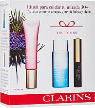 Parfums et Produits cosmétiques Coffret cadeau (crème yeux/15ml + démaquillant/30ml + mascara/3.5ml) - Clarins Multi Active Yeux Set