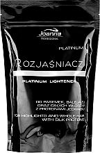 Parfums et Produits cosmétiques Éclaircissant platine aux protéines de soie pour cheveux - Joanna Professional Lightener