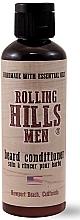 Parfums et Produits cosmétiques Après-shampooing aux huiles essentielles pour barbe - Rolling Hills Men Beard Conditioner