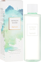 Parfums et Produits cosmétiques Toner hydratant à l'extrait d'orange - Heimish Refresh Water Clean Up Peeling Water