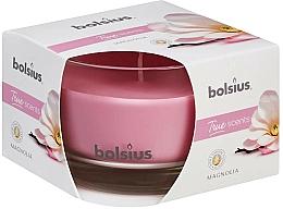 Parfums et Produits cosmétiques Bougie parfumée, Magnolia 63x90 mm - Bolsius