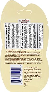 Masque éclaircissant en vinaigre de cidre pour visage - Freeman Feeling Beautiful 4-in-1 Apple Cider Vinegar Foaming Clay (mini) — Photo N2