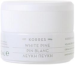 Parfums et Produits cosmétiques Crème de nuit aux polyphénols de pin blanc - Korres White Pine