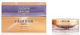 Parfums et Produits cosmétiques Crème anti-âge pour visage - Isabelle Lancray L'age D'Or Edith Absolute Cream