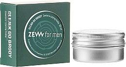 Parfums et Produits cosmétiques Huile d'argan et vitamine F pour barbe - Zew For Men Beard Oil