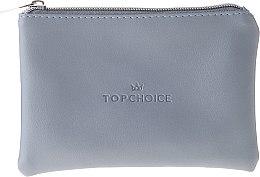 Parfums et Produits cosmétiques Trousse de toilette Leather, 96969, gris - Top Choice