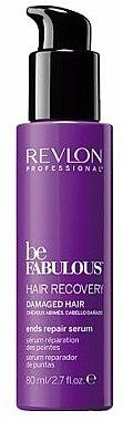 Sérum réparation des pointes - Revlon Professional Be Fabulous Hair Recovery — Photo N1