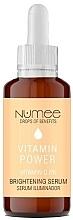 Parfums et Produits cosmétiques Sérum à la vitamine C pour visage - Numee Drops Of Benefits Vitamin Power Vitamin C Brightening Serum