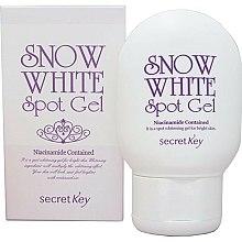 Parfums et Produits cosmétiques Gel à la vitamine B3 pour visage et corps - Secret Key Snow White Spot Gel
