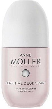 Déodorant roll-on sans parabènes - Anne Moller Sensitive Deodorant — Photo N1
