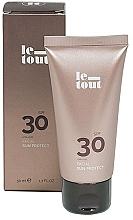 Parfums et Produits cosmétiques Crème solaire pour visage SPF 30 - Le Tout Facial Sun protect