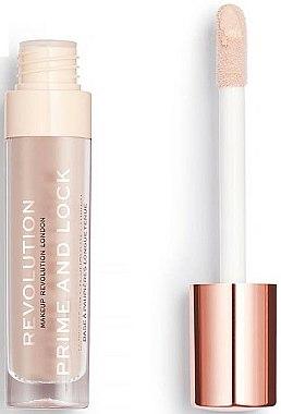 Base de fard à paupières - Makeup Revolution Prime & Lock Eye Primer