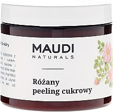 Parfums et Produits cosmétiques Gommage au sucre, beurre de karité et rose pour corps - Maudi