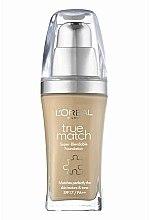 Parfums et Produits cosmétiques Fond de teint crémeux - L'Oreal Paris True Match Foundation SPF 17