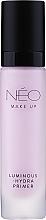 Parfums et Produits cosmétiques Base de maquillage illuminatrice - NEO Make Up Luminous Hydra Primer
