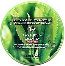 Parfums et Produits cosmétiques Crème nettoyante pour visage - Lebelage Green Tea Moisture Cleaning Cleansing Cream