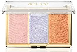 Parfums et Produits cosmétiques Palette de highlighter pour visage - Milani Stellar Lights Highlighter Palatte