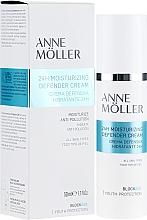 Parfums et Produits cosmétiques Crème à l'extrait d'iris pour visage - Anne Moller Blockage 24h Moisturizing Defender Cream