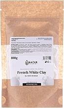 Parfums et Produits cosmétiques Argile blanche pour peaux sèches et sensibles - Natur Planet French White Clay