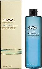 Parfums et Produits cosmétiques Eau tonique aux minéraux de la mer Morte - Ahava Time To Clear Mineral Toning Water