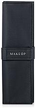 Parfums et Produits cosmétiques Étui pour 7 pinceaux de maquillage Basic, noir - Makeup