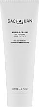 Parfums et Produits cosmétiques Crème coiffante pour cheveux lisses ou bouclés - Sachajuan Styling Cream Straight Or Curly