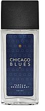 Parfums et Produits cosmétiques Vittorio Bellucci Chicago Blues - Déodorant parfumé