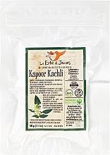 """Parfums et Produits cosmétiques Poudre naturelle revitalisante pour cheveux, """"Kapoor Kachli"""" - Le Erbe Di Janas Kapoor Kachli Powder"""