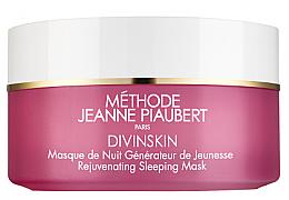 Parfums et Produits cosmétiques Masque de nuit rajeunissant pour visage - Methode Jeanne Piaubert Divinskin Rejuvenating Sleeping Mask