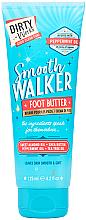 Parfums et Produits cosmétiques Beurre à l'huile d'amande douce pour pieds - Dirty Works Smooth Walker Foot Butter