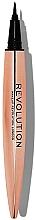 Parfums et Produits cosmétiques Eyeliner - Makeup Revolution Renaissance Flick Eyeliner
