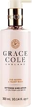 Parfums et Produits cosmétiques Lotion pour mains, Accord Oud et Musc Velours - Grace Cole Oud Accord & Velvet Musk Softening Hand Lotion