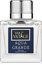 Parfums et Produits cosmétiques Via Vatage Aqua Grande - Eau de Toilette pour Homme
