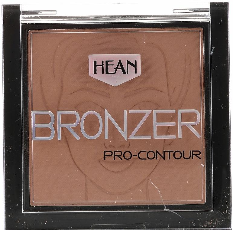 Bronzeur pour visage et corps - Hean Pro-contour Bronzer