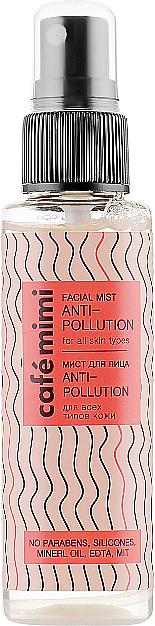 Brume anti-pollution pour visage - Cafe Mimi Facial Mist