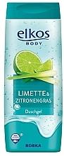 Parfums et Produits cosmétiques Gel douche, Lime et Citronnelle - Elkos Lime & Lemongrass Shower Gel