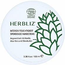 Parfums et Produits cosmétiques Crème à l'aloe vera pour mains - Herbliz