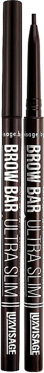 Crayon à sourcils rétractable - Luxvisage Brow Bar Ultra Slim