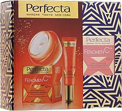 Parfums et Produits cosmétiques Perfecta Fenomen C 60+ - Set (crème pour visage/50ml + crème contour des yeux/15ml)