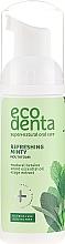 Parfums et Produits cosmétiques Bain de bouche formule moussante rafraîchissant à la menthe - Ecodenta Mouthwash Refreshing Oral Care Foam