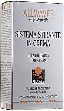 Parfums et Produits cosmétiques Crème lissante pour cheveux - Allwaves