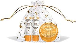 Parfums et Produits cosmétiques Institut Karite Almond Honey - Set (beurre / 10ml + baume à lèvres / 2x4g)