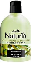 Parfums et Produits cosmétiques Savon liquide à l'huile d'olive - Joanna Naturia Olive Liquid Soap