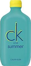 Parfums et Produits cosmétiques Calvin Klein CK One Summer 2020 - Eau de Toilette