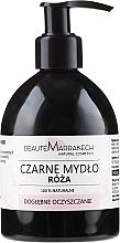Parfums et Produits cosmétiques Savon liquide noir à la rose - Beaute Marrakech Rose Black Liquid Soap